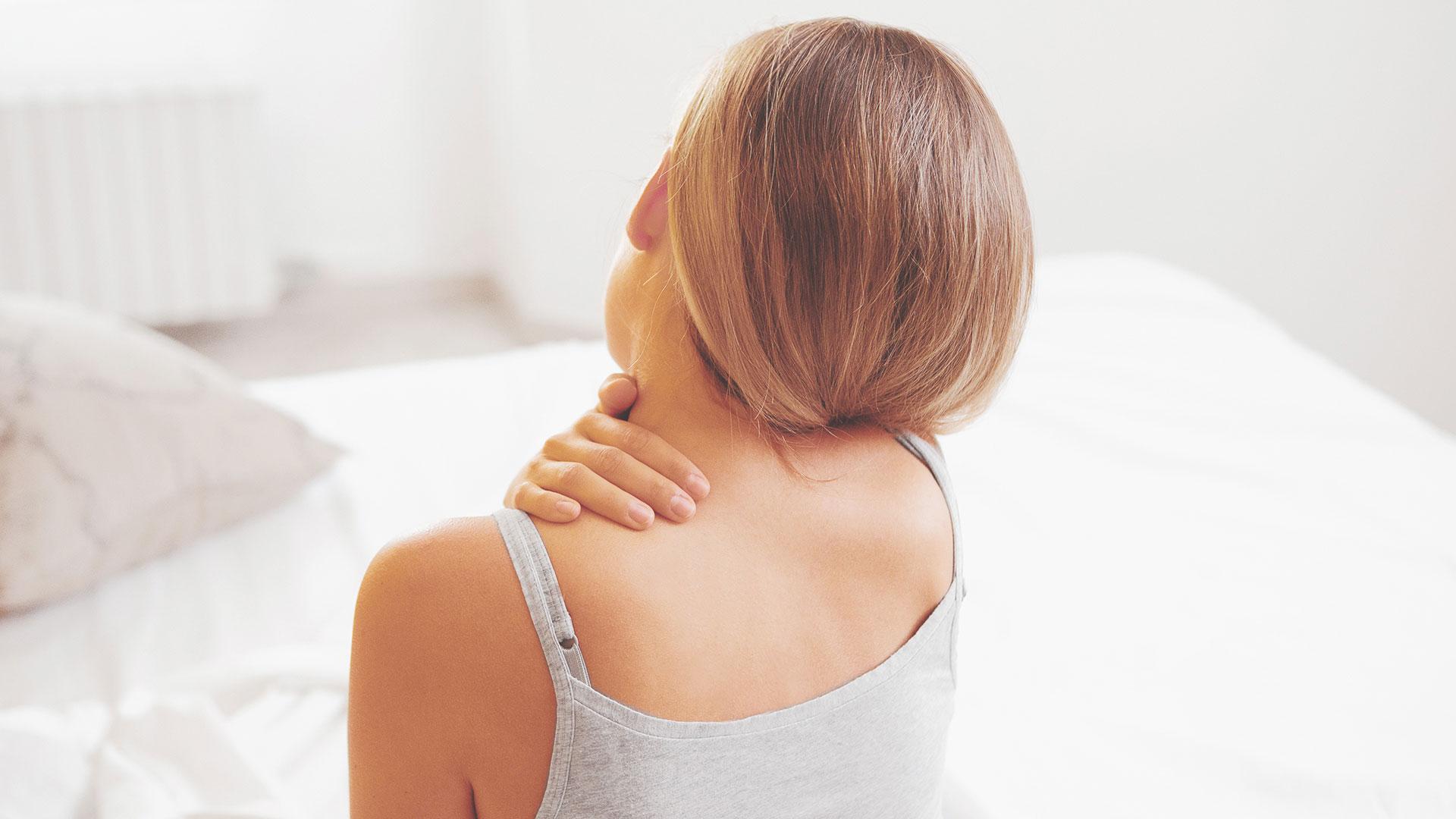 dolore alla cervicale
