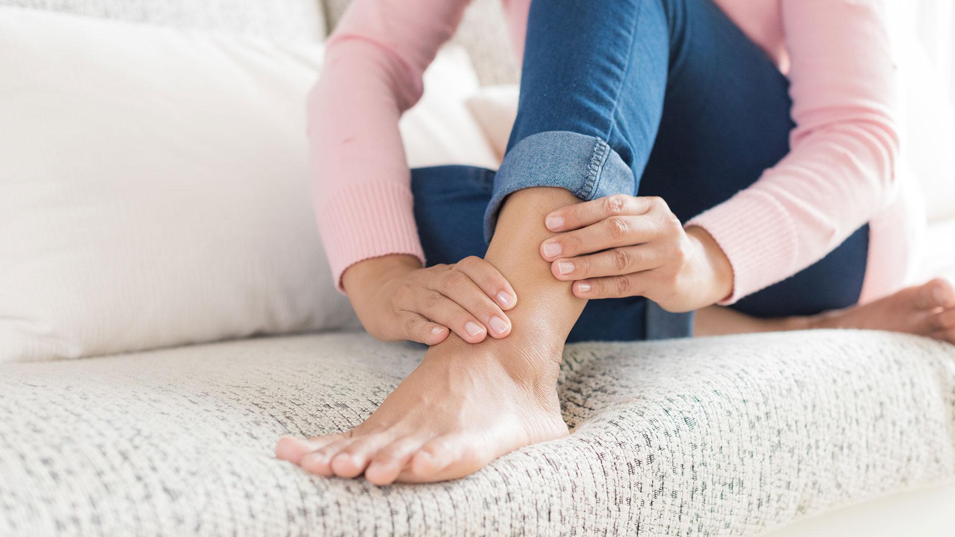 patologie della caviglia